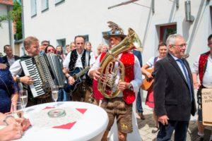 oompha band, Band für Hochzeit