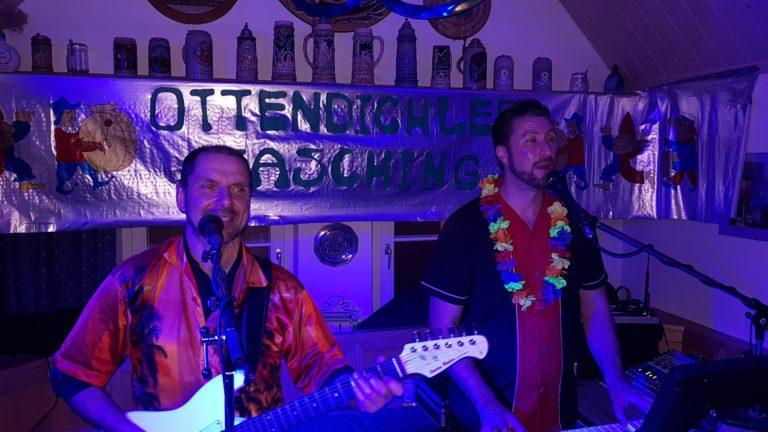 partyband faschingsmusik weiberfasching duo duett