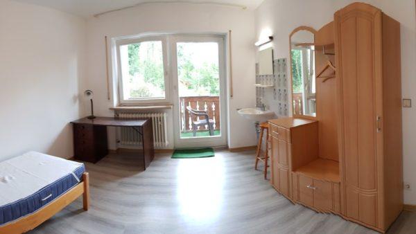 Zimmer 3 mit Loggia